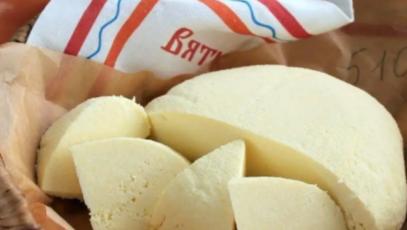 Домашний натуральный сыр