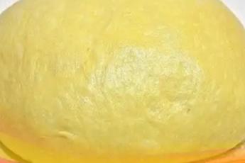 сладкое тесто