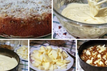 рецепт домашнего яблочного пирога с изюмом