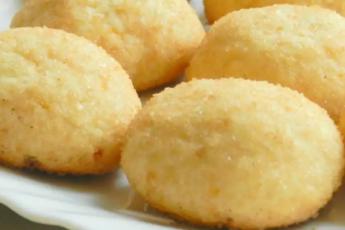 рассыпчатое и ароматное печенье