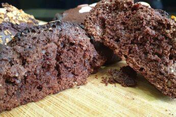 Как приготовить вкусное шоколадное печенье в домашних условиях