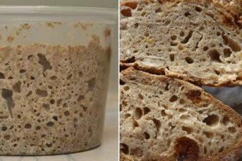 Ржаная закваска для хлеба в домашних условиях