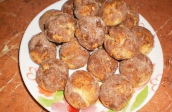 Быстрое и простое печенье «Пепельное»