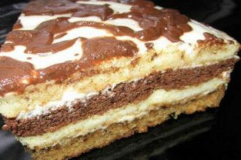 рецепт торта сметанника