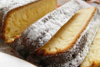 Нереально вкусный кекс на сгущённом молоке