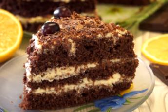 Самый быстрый и наивкуснейший торт