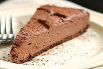 Торт «Шоколадная нежность»