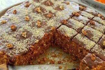 Вкусный торт «Муравейник»