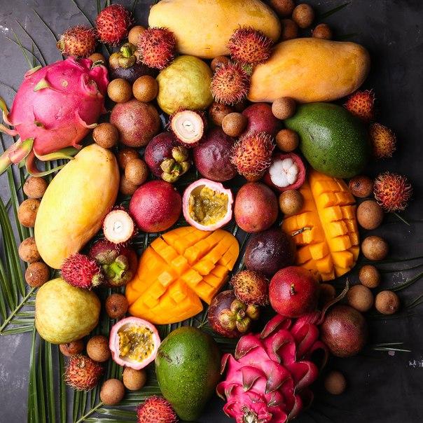 Как выбирать спелые экзотические фрукты и не попасться на уловки магазинов
