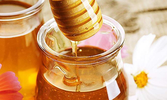 Мед как сила красоты