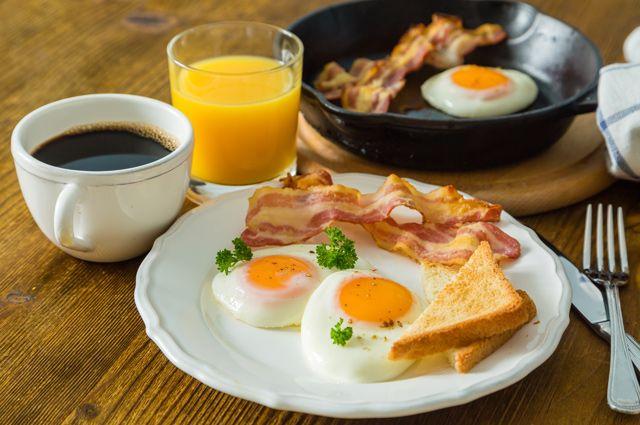 6 удивительных рецептов на завтрак