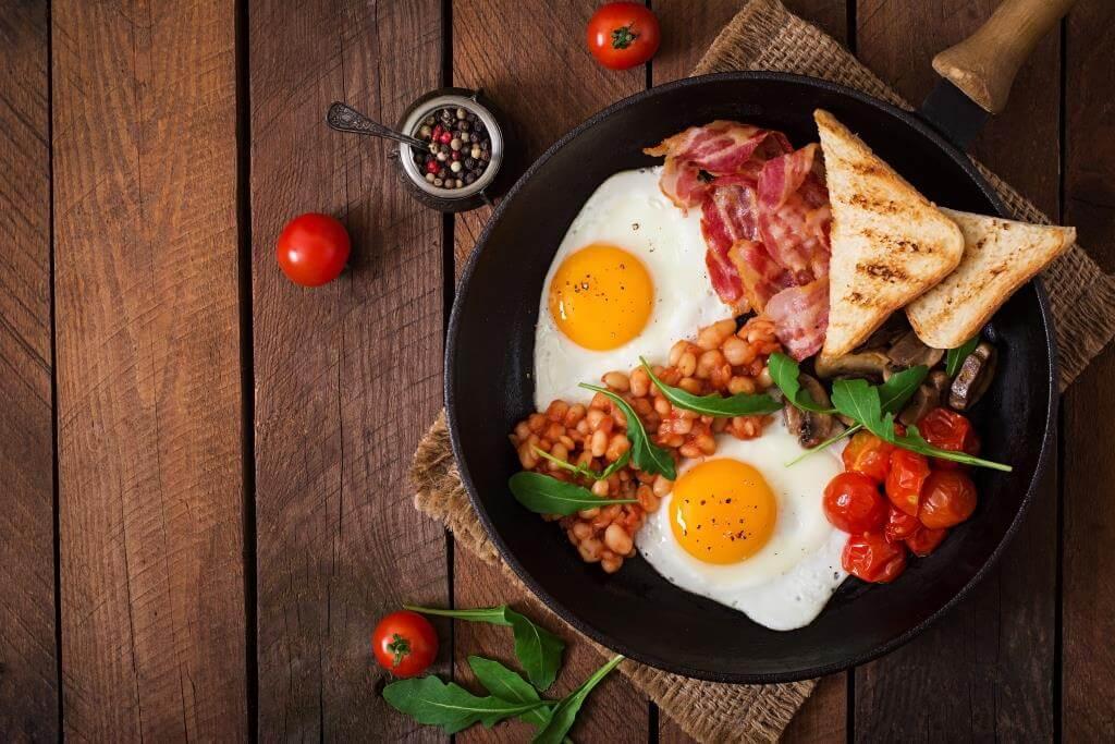 Каким должен быть завтрак, если хочется похудеть?