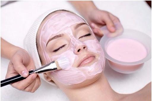 Крахмально-яичная маска – лучшая альтернатива ботоксу