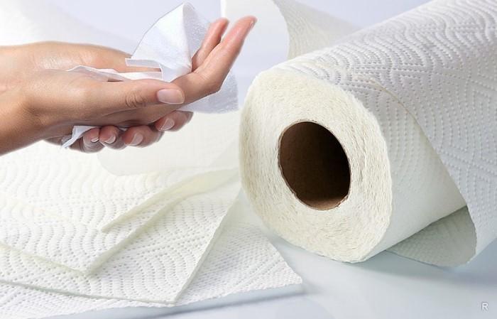 7 классных применений бумажного полотенца, о которых вы точно не догадывались
