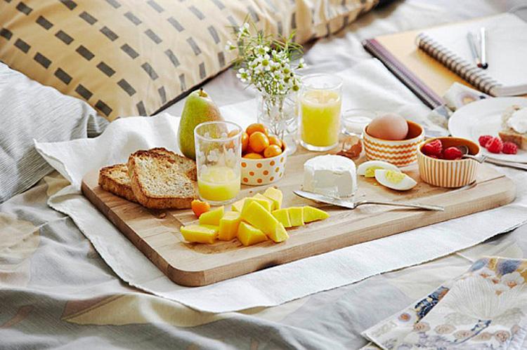 Из чего состоит завтрак для красивой кожи?