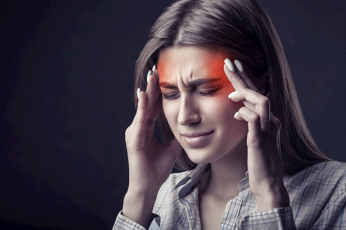 Витамины, нехватка которых является причиной мигрени