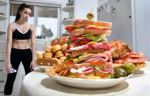 Как избавиться от переедания, не голодая и не истязая себя диетами